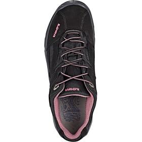 Lowa Sirkos GTX Zapatillas Mujer, black/rose